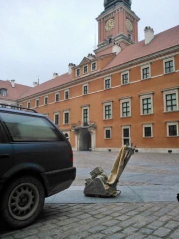 Cyklinowanie Warszawa Zamek Królewski ABC Parkietu